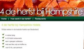 Wildactie van Hampshire en DiningCity