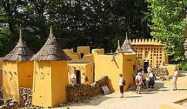 La Vie Catering actief in Afrika Museum
