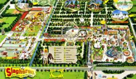 Geen hotel in attractiepark Slagharen