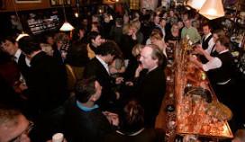 Gronings café De Wolthoorn hoogste nieuwe binnenkomer Café Top 100 2012