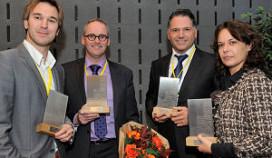 W&G Groep, Huuskes, Nestlé en Rational winnen awards