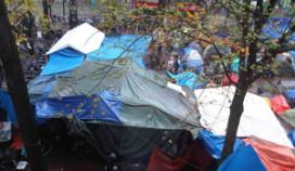 Wildeman: 'Occupykamp Amsterdam moet weg