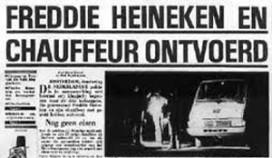 Weer kort geding film Heineken ontvoering