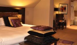 Sandton heeft mooiste hotelkamer van Nederland