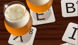 Wordvilt: Wordfeud op bierviltjes