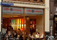 Douwe Egberts neemt Coffee Company over