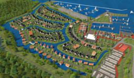 Nieuw park voor Landal aan Markermeer