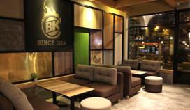 Burger King opent  nieuw design restaurant