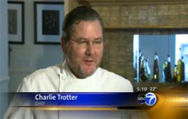 Restaurant Charlie Trotter gaat dicht