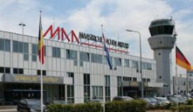 Meer passagiers voor vliegveld Maastricht