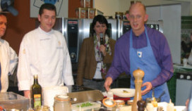 Lars van Galen: vegetarisch no waste gerecht