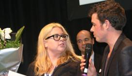 Jessica Snoek wint Ren je Rot met Filemon