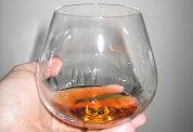 Elke seconde vijf flessen cognac verkocht