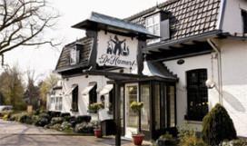Pieter Smits 40 jaar bij Hostellerie De Hamert