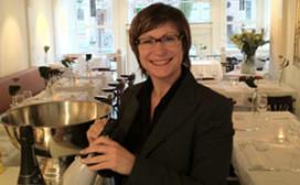 Restaurant zet bewust personeel in etalage