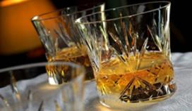 Lobby voor sterrensysteem voor whisky