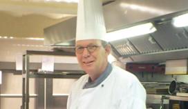 Jan-Willem Rietveld chef-kok Kasteel de Wittenburg