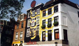 Utrechtse hotels in kraakpand en kantoor