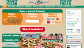 New York Pizza houdt open dag