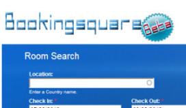 Geen commissie bij Bookingsquare.com