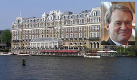 Nils Axing vertrekt bij Amstel Hotel