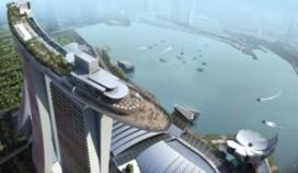 Megalomaan project bij mooiste internationale dakterrassen