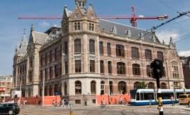 Conservatorium Hotel Amsterdam ontruimd