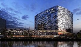 Hilton bouwt gloednieuw hotel op Schiphol