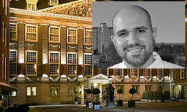 Hotel The Grand zoekt opvolger Aurélien Poirot