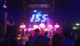 ISS bouwde feestje met al haar medewerkers