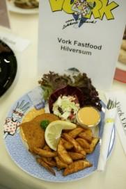 Daniel van de Langeheem: Vork vis menu