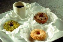 Bladerdeeg bij de koffie