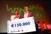 Café Cadeau-winnaars eerst naar Spanje