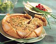 Hartige broodtaart met kip