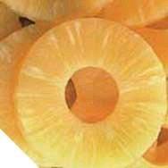 Ananas in winterse gerechten