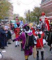 Landelijke intocht Sinterklaas