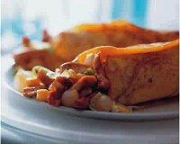 Mexicaanse wrap met kip