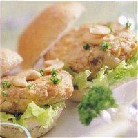 Mini-champignonburgers
