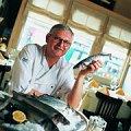 Karl Rauter: fascinatie voor vis