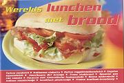 'Werelds lunchen met brood