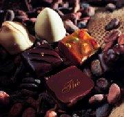 Krachtige zoete wijn flirt met chocolaterie