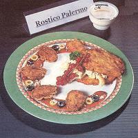 Menu 'Rostico Palermo