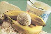 Bitterballen van banaan