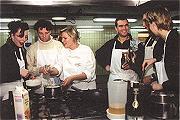 Samen kokkerellen als bedrijfsuitje
