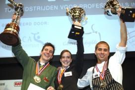 Winnaars NK horeca 2008 bekend