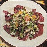 Salade van palmharten (Italiaans)