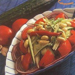 Vegetarische komkommersalade (Nederlands)