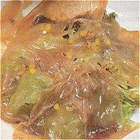 Salade van tonijn (Frans)
