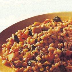 Gerookte zalm gevuld met tarly en basilicum (Frans)