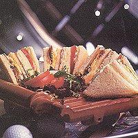 Clubsandwich (Nederlands, met kipfilet)